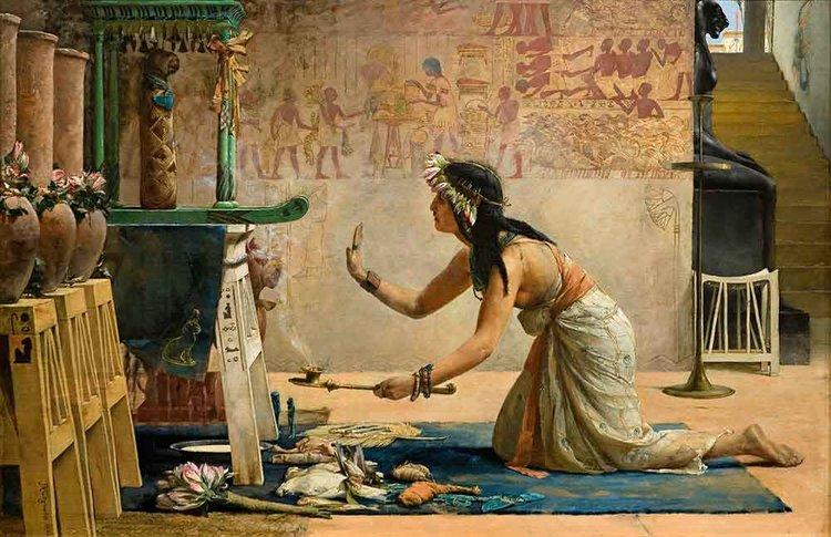 perfume rituals