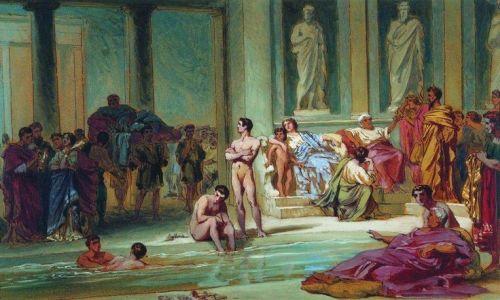 Rzymskie łaźnie